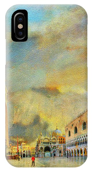 Italy 03 IPhone Case