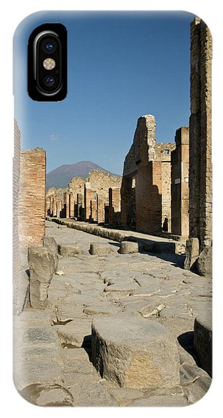 Italy, Campania, Pompeii Phone Case by Jaynes Gallery