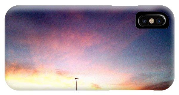 Ithaca New York  Sunset Phone Case by Jo-Ann Hayden