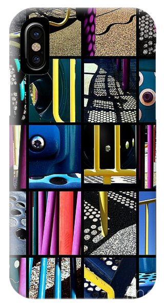 Its A Jungle Gym Out There IPhone Case