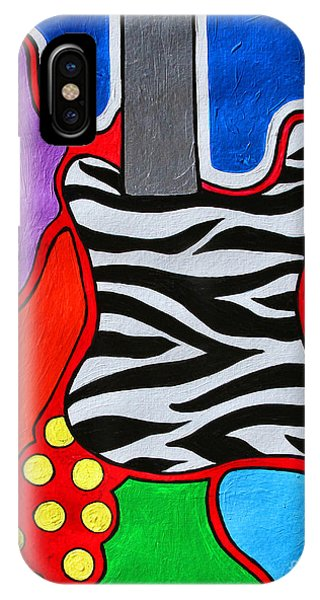 It's Electric Acrylic By Diana Sainz IPhone Case