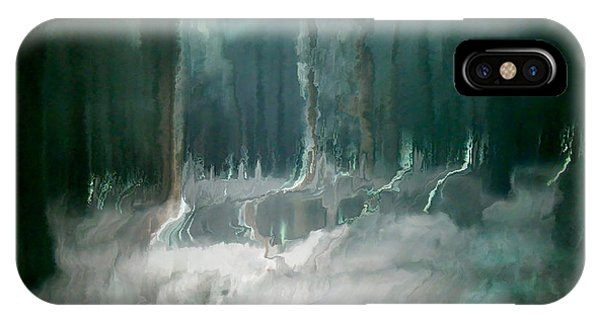 Its In The Trees IPhone Case