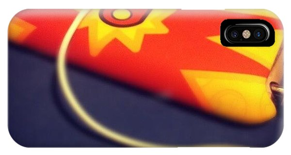 Music iPhone Case - Its #ironman! #instagood #instagram by Xavier Healy