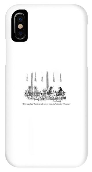 It's No Use IPhone Case