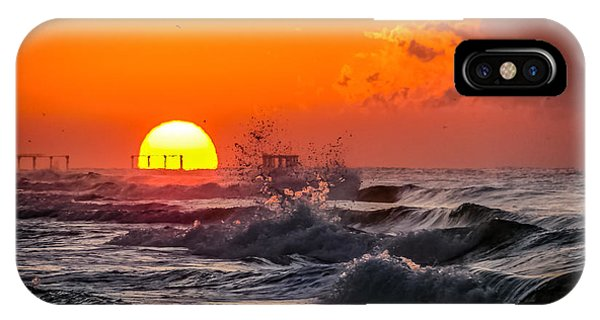 Ivan Was Here Phone Case by CarolLMiller Photography