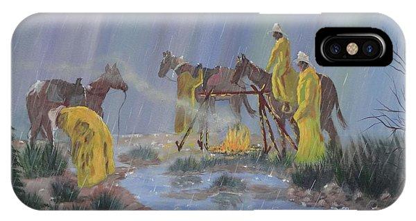 I've Seen Fire-i've Seen Rain IPhone Case