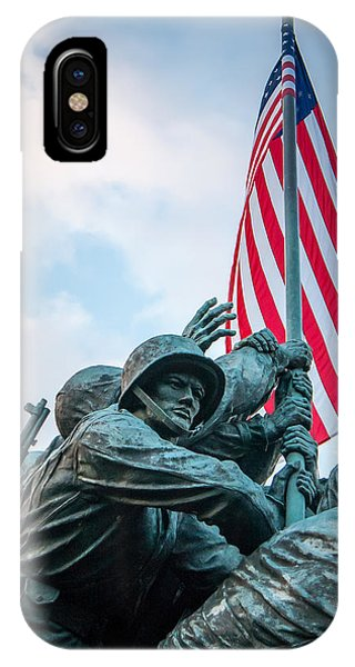 Iwo Jima Forward IPhone Case