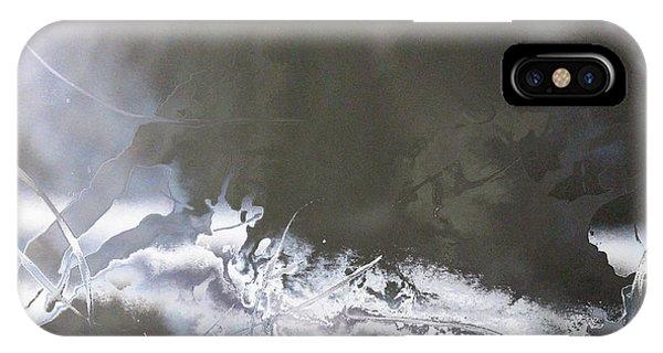 Ix - White Tree IPhone Case
