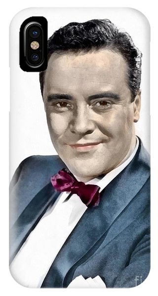 Jack Lemmon IPhone Case