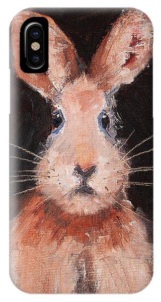 Jack Rabbit IPhone Case