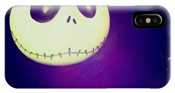 Jack Skellington IPhone Case