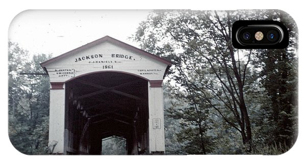 Jackson Bridge IPhone Case
