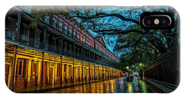 Jackson Square At Dawn IPhone Case