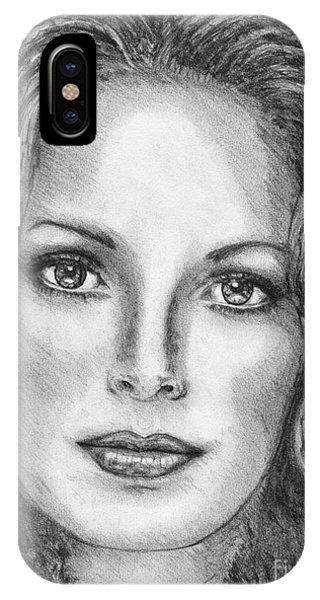 iPhone Case - Jaclyn Smith In 1976 by J McCombie