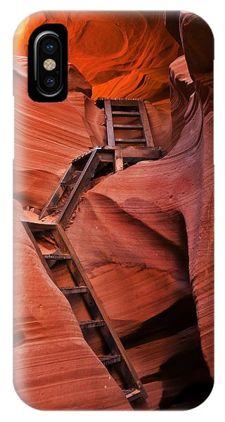 Jacob's Ladder IPhone Case