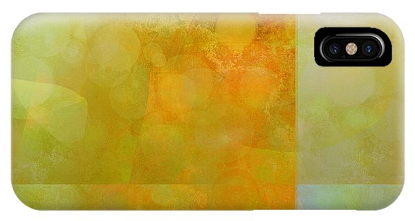 Jade And Carnelian Abstract Art  Phone Case by Ann Powell