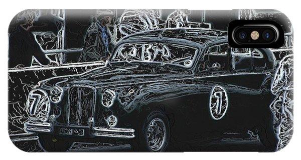 Jaguar Markvii 1952 IPhone Case