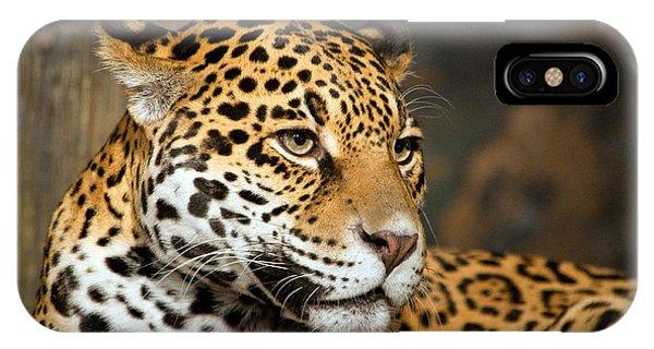 Jaguar Mom IPhone Case