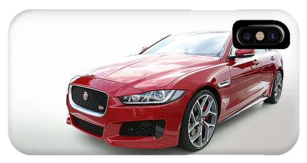 Jaguar Xe IPhone Case