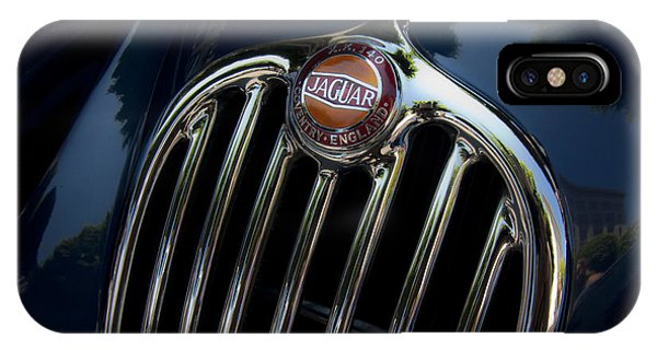Jaguar Xk140 IPhone Case