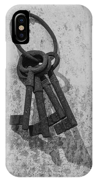 Jail House Keys IPhone Case
