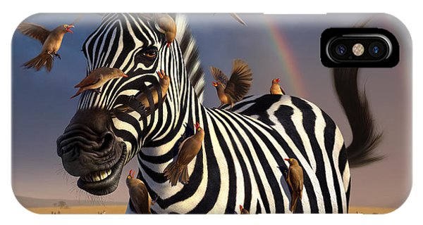 Wild Horses iPhone Case - Jailbird by Jerry LoFaro