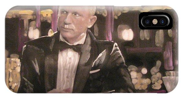 James Bond Skyfall IPhone Case