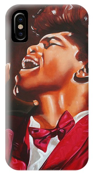 James Brown King Of Soul IPhone Case