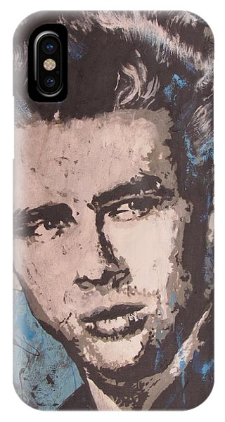 James Dean Blues IPhone Case