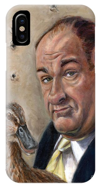 James Gandolfini IPhone Case