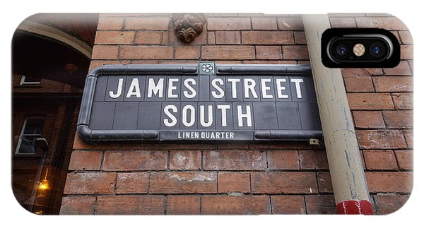 James Street South IPhone Case