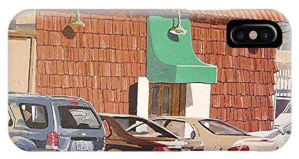 Jamie's Phone Case by Paul Guyer