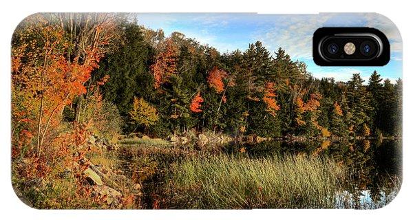 Jamies Pond 2 IPhone Case