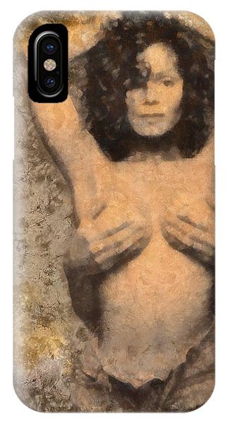 Janet Jackson - Tribute IPhone Case