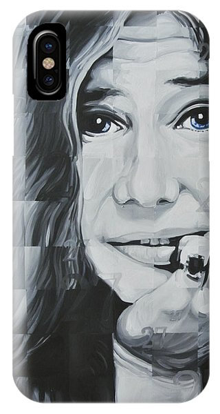 Janis 27 IPhone Case
