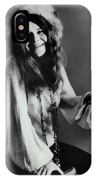 Janis Joplin IPhone Case