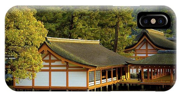Japan Itsukushima IPhone Case