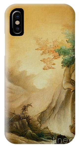 Japanese Autumn IPhone Case