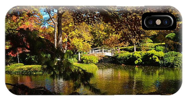 IPhone Case featuring the photograph Japanese Gardens 9561 by Ricardo J Ruiz de Porras