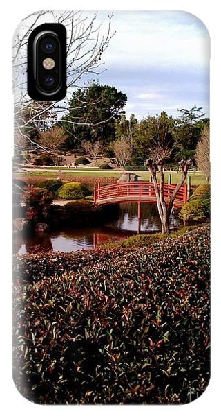 Japanese Gardens Toowoomba IPhone Case