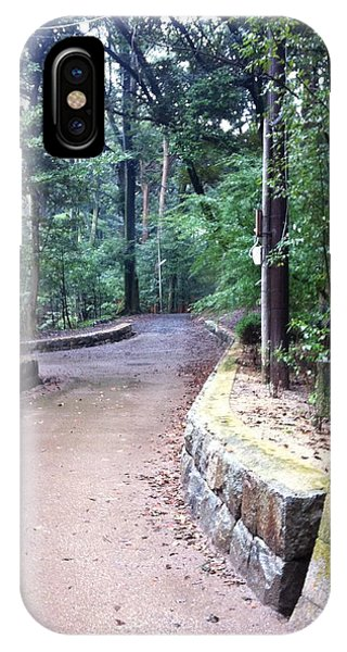 Japanese Winding Road IPhone Case