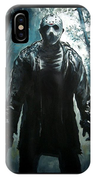 Jason IPhone Case