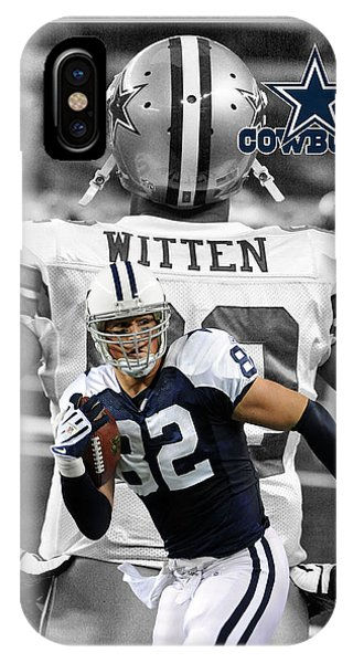Jason Witten Cowboys IPhone Case