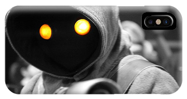 IPhone Case featuring the photograph Jawa by Nathan Rupert