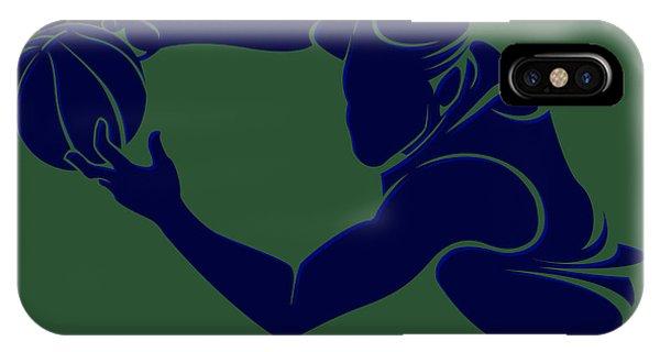 Jazz Shadow Player2 IPhone Case