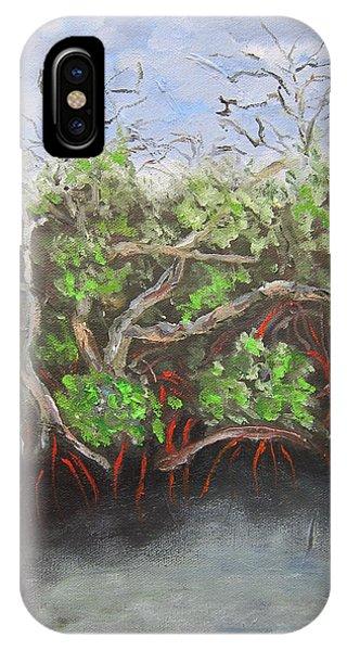 Jd Macarthur Mangroves IPhone Case