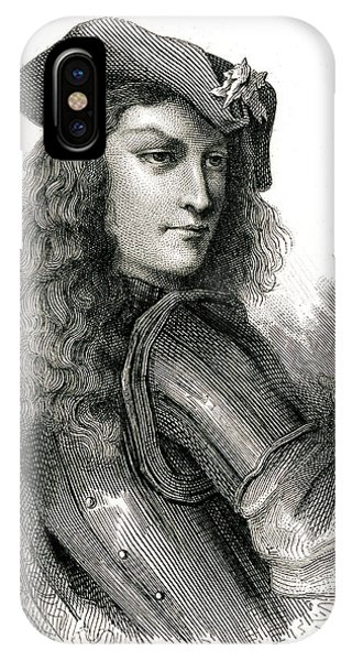 Jean Cavalier  French Insurgent, Leader Phone Case by Mary Evans Picture Library