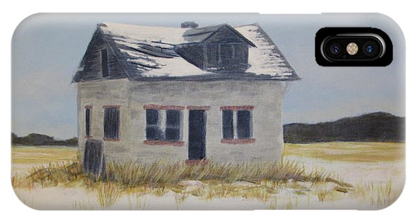 Jean Cote House On The Corner IPhone Case