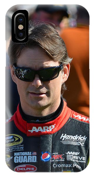 Jeff Gordon IPhone Case