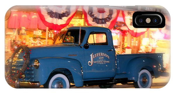Jefferson General Store 51 Chevy Pickup IPhone Case